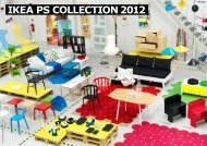 IKEA PS COLLECTION 2012
