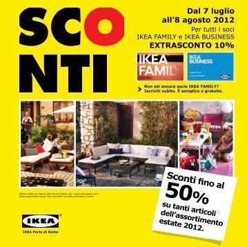 Sconti - Ikea