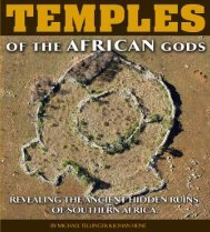 TEMPLES OF THE AFRICAN GODS