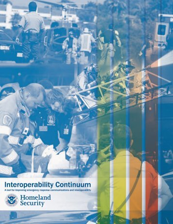 Interoperability Continuum