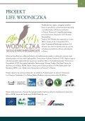Osiągnięcia projektu LIFE Wodniczka - Page 3