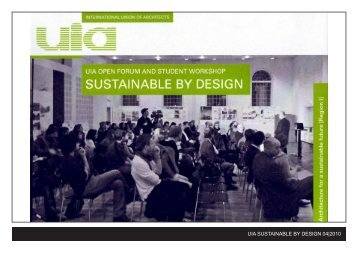 UIA Sustainable by design 04|2010