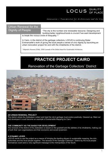 PRACTICE PROJECT CAIRO