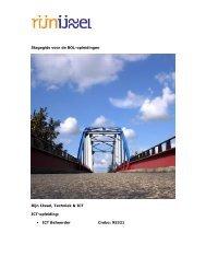 Stagegids ICT Beheerder - Rijn IJssel