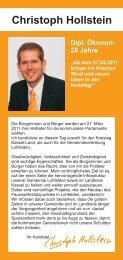 Christoph Hollstein