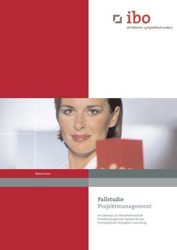 Fallstudie KSK_Herzogtum Lauenburg - Ibo Software GmbH