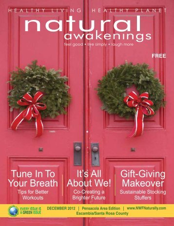 Tune In To Your Breath It's All About We! Gift-Giving Makeover