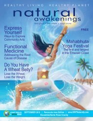 Do You Have A Wheat Belly? - Natural Awakenings
