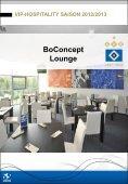 Spielerpräsenz in der BoConcept Players Lounge! - HSV - Seite 3