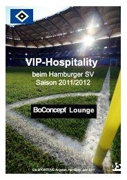 VIP-Hospitality Hospitality - HSV