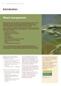 Managing weeds in arable rotations - Page 2