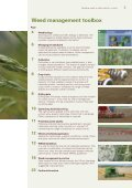 Managing weeds in arable rotations - Page 3