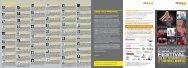 Den Kursplan zum Festival 2012 findest Du hier - IFAA