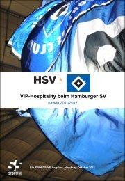 HOSPITALITY AUF TOP-NIVEAU - HSV