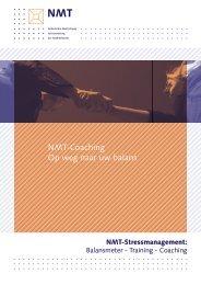 NMT-Coaching Op weg naar uw balans