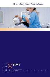 Kwaliteitssysteem Tandheelkunde