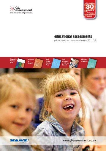 1 - GL Assessment