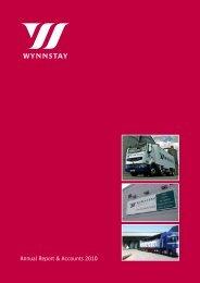 Annual Report & Accounts 2010