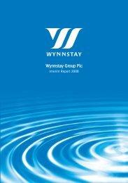 Wynnstay Group Plc