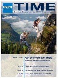 Von Heinz Wernitznig - Hypo Landesbank Oberösterreich