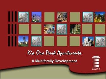 Kia Ora Park Apartments
