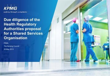 KPMG Consulting (PDF, 270 KB) - Nursing Council of New Zealand