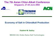 The 7th Asian Chlor-Alkali Conference
