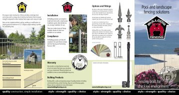 Bulldog brochure.indd - Bulldog Solutions