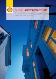 Shell Hauswärme-Studie – Nachhaltige Wärmeerzeugung für - HWWI