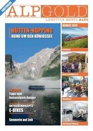 ALPGOLD | HERBST 2015