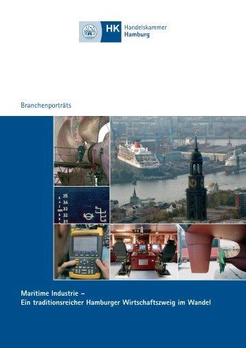 Maritime Industrie - Handelskammer Hamburg