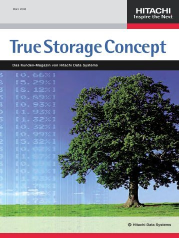 True Storage Concept - Nr. 13 - Hitachi Data Systems