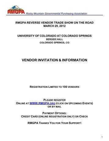 health and wellness fair exhibitor vendor invitation letter