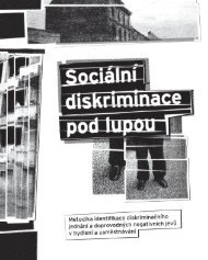 Sociální diskriminace pod lupou - Poradna pro občanství, občanská ...