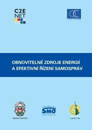 Obnovitelné zdroje energie a efektivní řízení samospráv