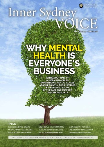 why mental health is everyone's business