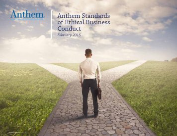 of Ethical Business Conduct