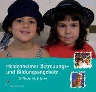 Heidenheim Kiga - Stadt Heidenheim