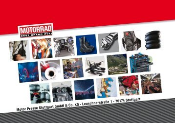 Motor presse Stuttgart GmbH & Co. kG ... - Held Biker Fashion