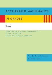 accelerated mathematics in grades 4–6 - Renaissance Learning, Inc.