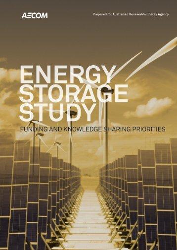 ENERGY STORAGE STUDY