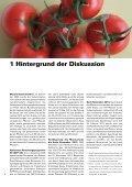 Freisetzung gentechnisch veränderter Pflanzen – ethische Anforderungen - Page 4
