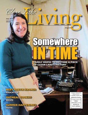 Clear Lake - Iowa Living Magazines