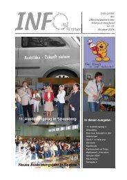 11. Ausbildungstag in Strausberg - Oberstufenzentrum Märkisch ...