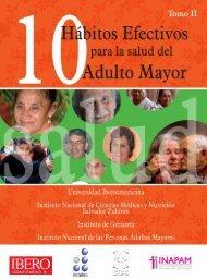 10 hábitos efectivos para la salud del adulto mayor, vol. 2 - Instituto ...