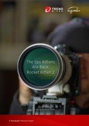The Spy Kittens Are Back Rocket Kitten 2