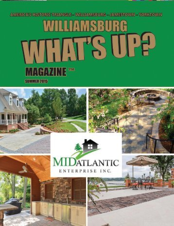 Mid-Atlantic -   2015 Summer Issue Williamsburg