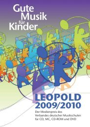 POLD 2010 - Verband deutscher Musikschulen