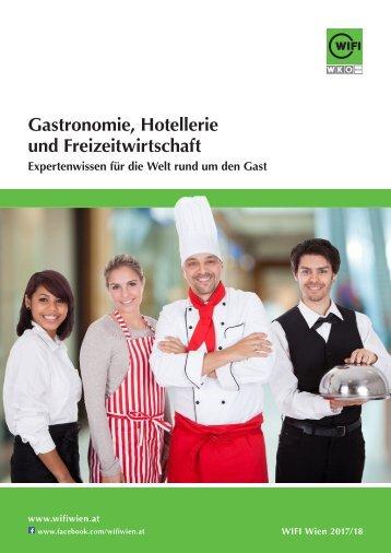 Genuss auf höchstem Niveau - Spezialausbildungen für Gastronomie und Tourismus