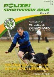 24 stunden. - Polizei Sport Verein Koeln 1922